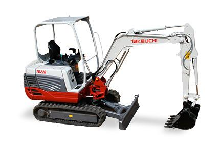 Where to find EXCAVATOR, MINI 6500 in Seattle