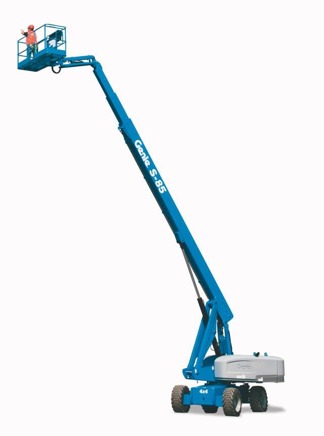 Telescopic Cranes Vancouver : Boomlift foot w jib sales seattle wa where
