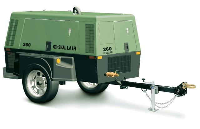 Where to find AIR COMPRESSOR, 250CFM DSL in Seattle