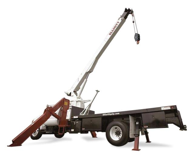 Where to find CRANE, TRUCK MOUNTED 17T in Seattle