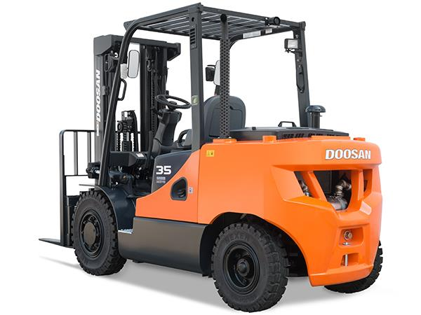 Rent Forklifts-industrial