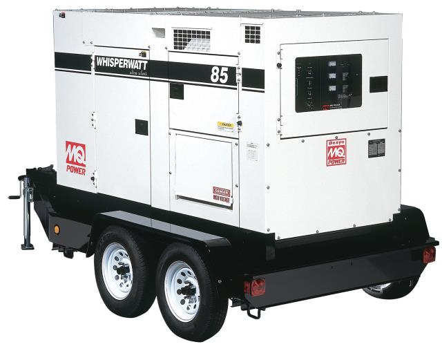 Rent Generators-towable